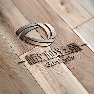 橄榄绿特训logo设计