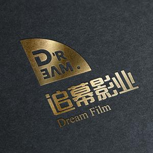 追幕影业logo设计