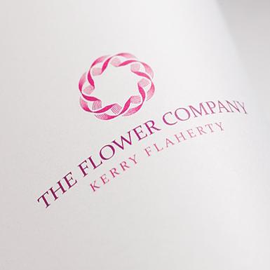 花卉公司vi设计