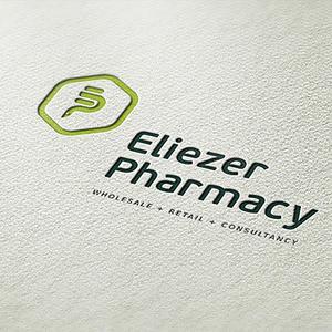 eliezer药房vi设计